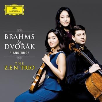 Cover Brahms & Dvořák Piano Trios