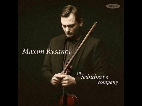 Video Maxim Rysanov 'In Schubert's Company' Documentary