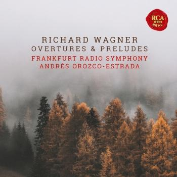Cover Wagner Overtures and Preludes (Live)