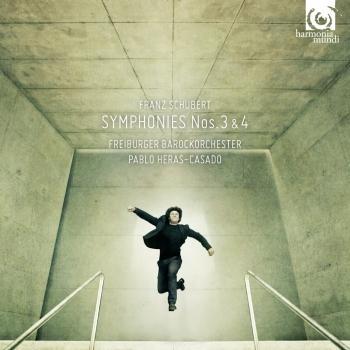 Cover Schubert: Symphonies No 3 & 4