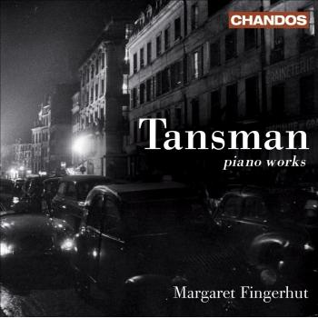 Cover Alexandre Tansman: Piano Works