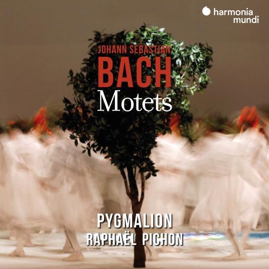 Cover Johann Sebastian Bach: Motets