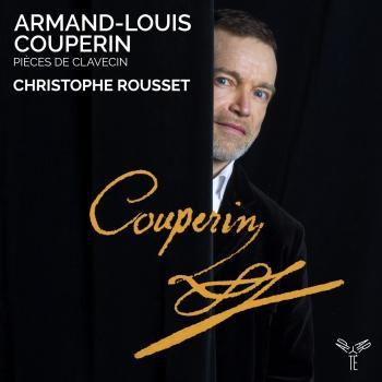 Cover Armand-Louis Couperin: Pièces de Clavecin