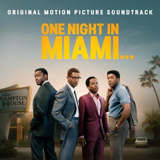 Cover One Night In Miami... (Original Motion Picture Soundtrack)