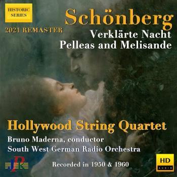 Cover Schoenberg: Verklärte Nacht, Op. 4 & Pelleas und Melisande, Op. 5 (Remastered 2021)