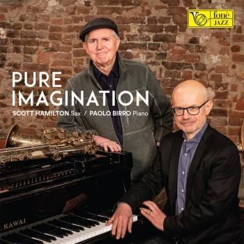 Cover Pure imagination