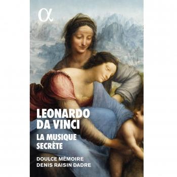 Cover Leonardo da Vinci, la musique secrète