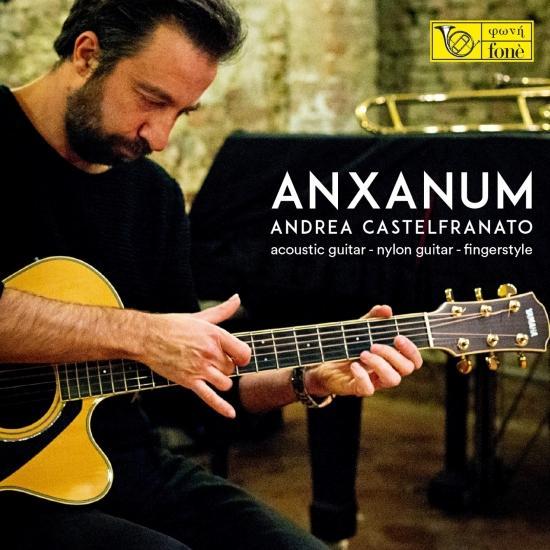 Cover Anxanum