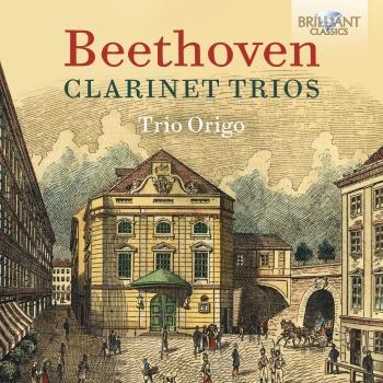 Cover Beethoven: Clarinet Trios