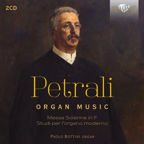 Cover Petrali: Organ Music
