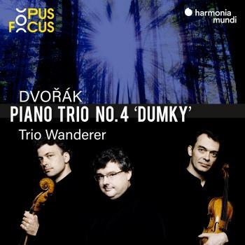Cover Dvořák: Piano Trio No. 4 'Dumky'