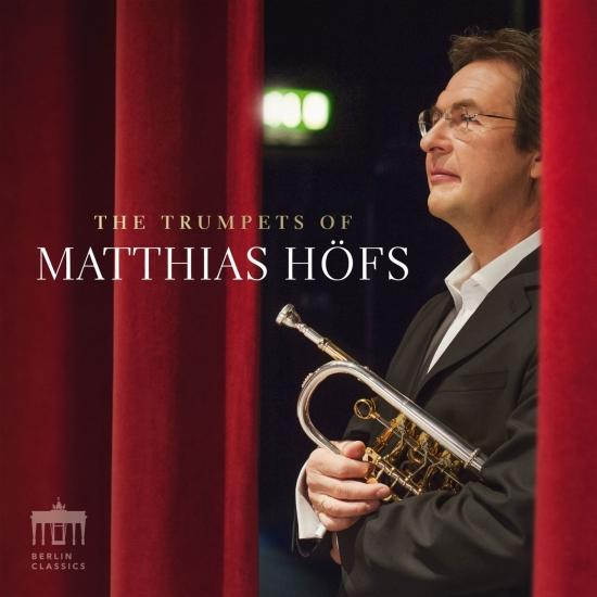 Cover The Trumpets of Matthias Höfs
