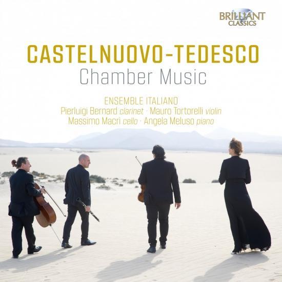Cover Castelnuovo-Tedesco: Chamber Music