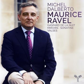 Cover Ravel: Gaspard de la nuit, Miroirs, Sonatine, Valses