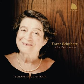 Cover Franz Schubert: Late Piano Sonatas