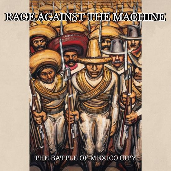 Cover The Battle Of Mexico City (Live)
