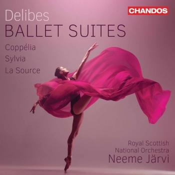 Cover Delibes: Ballet Suites