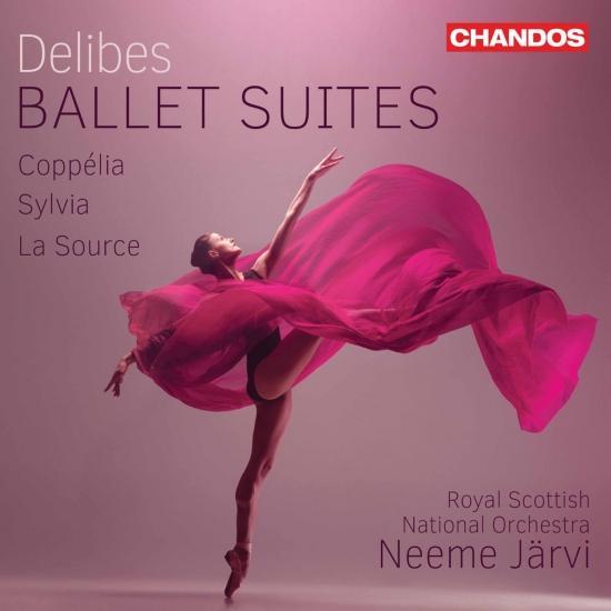 Cover Delibes: Ballet Suites