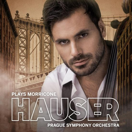 Cover HAUSER Plays Morricone