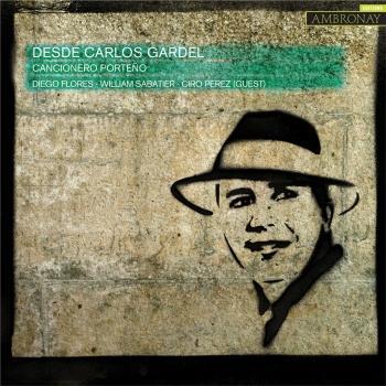 Cover Desde Gardel: Cancionero porteno