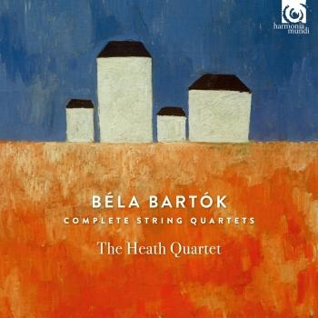 Cover Bartok: Complete String Quartets