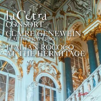 Cover Italian Rococo at The Hermitage