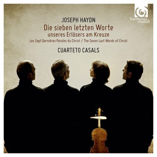 Cover Haydn: The Seven Last Words of Christ, Hob.XX 2 (Die sieben letzten Worte unseres Erloesers am Kreuze, Hob.XX 2)