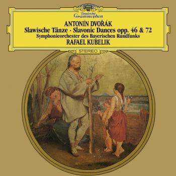 Cover Dvorak: Slavonic Dances (Remaster)
