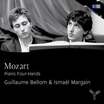 Cover Mozart: Piano Four Hands