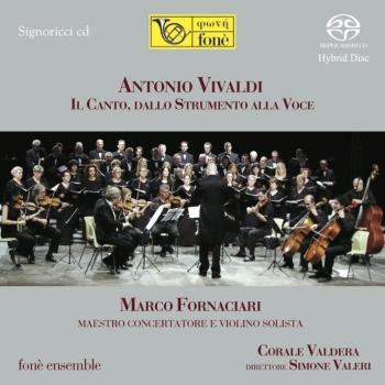 Cover Vivaldi: Il Canto, dallo Strumento alla Voce