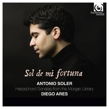 Cover Soler: Sol de mi fortuna, Sonatas from the Morgan Library
