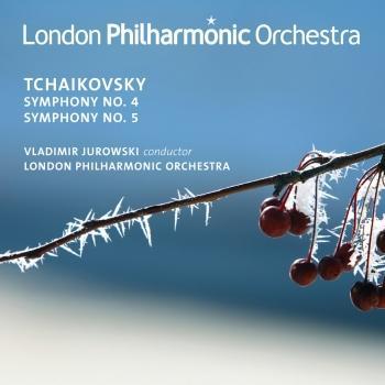 Cover Tchaikovsky: Symphony Nos. 4 & 5