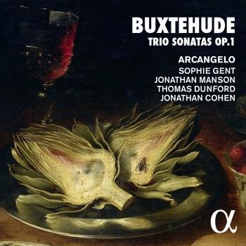 Cover Buxtehude: Trio Sonatas, Op. 1