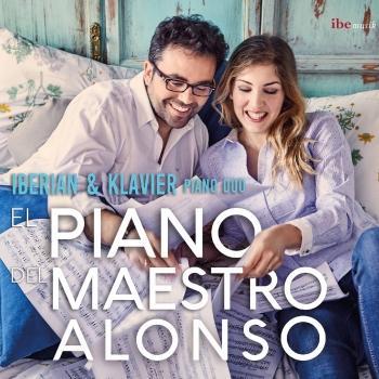 Cover El Piano del Maestro Alonso
