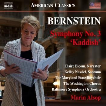Cover Bernstein: Symphony No. 3 'Kaddish'
