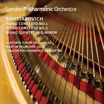 Cover Shostakovich: Piano Concerti & Piano Quintet