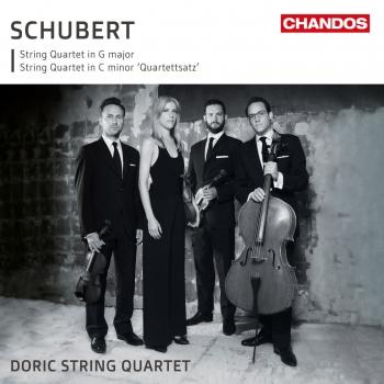 Cover Schubert: String Quartets Nos. 12 & 15