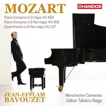 Cover Mozart: Piano Concertos