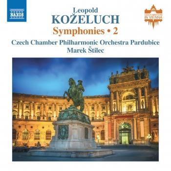 Cover Koželuch: Symphonies, Vol. 2