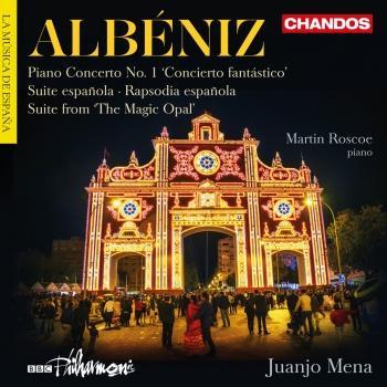 Cover Albéniz: Orchestral Works