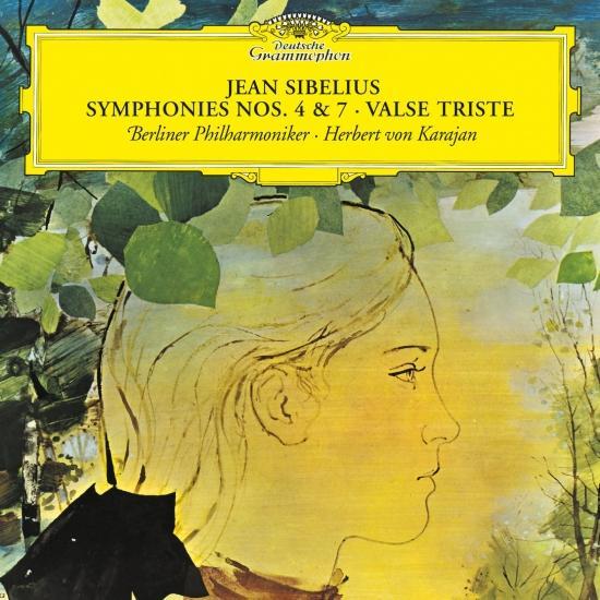 Cover Sibelius: Symphonies Nos. 4 & 7; Valse triste (Remastered)