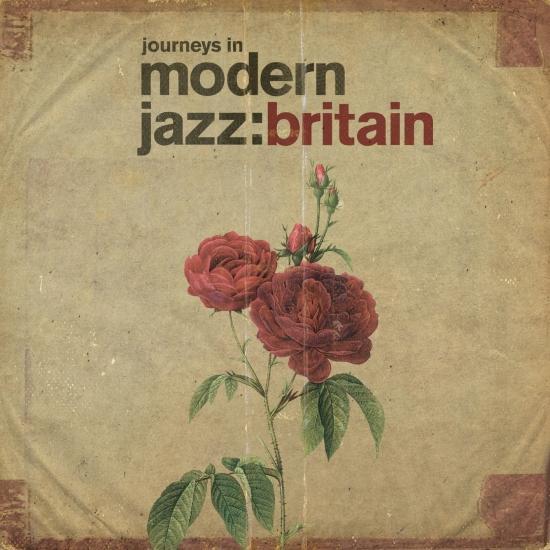 Cover Journeys In Modern Jazz: Britain (Remastered)