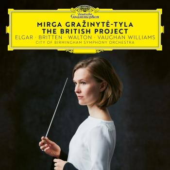 Cover The British Project