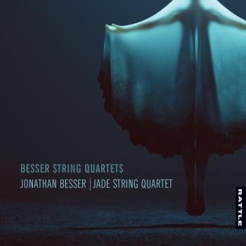 Cover Besser String Quartets
