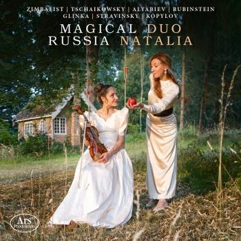 Cover Magical Russia