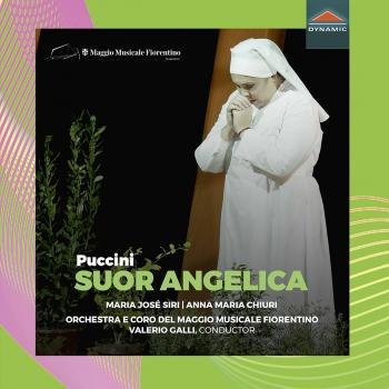 Cover Puccini: Suor Angelica, SC 87 (Live)