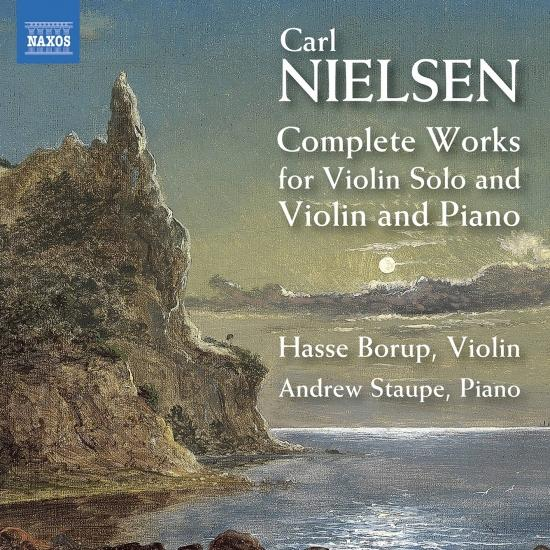 Cover Nielsen: Complete Works for Violin Solo & Violin and Piano