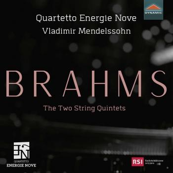 Cover Brahms: The 2 String Quintets