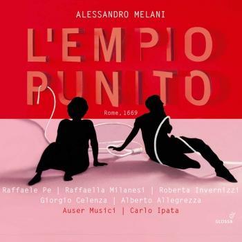 Cover Melani: L'empio punito (Live)