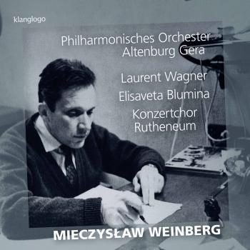 Cover Weinberg: Symphony No. 6, Op. 79 & 21 Easy Pieces, Op. 34